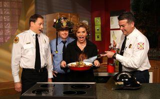 Michelle&Firemen